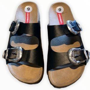 NWOT Union Bay slide sandals